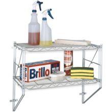 "Metro 12WS32C Erecta Shelf Wall Kit w/ (2) 12 x 36"" Shelves - Kit"