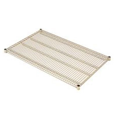 Gold Bond Wire Shelf, 18 x 48