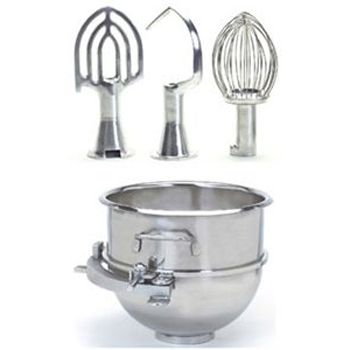 Globe Food XXACC20-40 Adaptor Kit for SP40P Mixer with Bowl & Beater