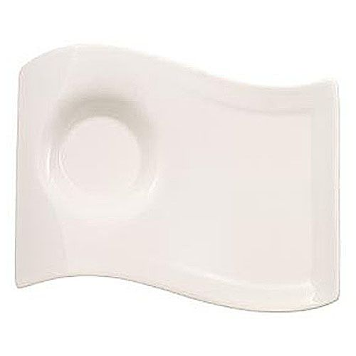 Villeroy & Boch 10-2484-2831 White Small Party Plate - 6 / CS
