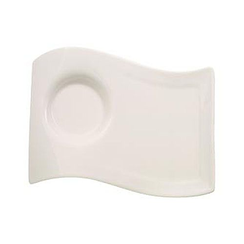Villeroy & Boch 10-2484-2830 White Large Party Plate - 6 / CS
