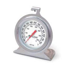 CDN® POT750X High-Heat Oven Thermometer With 2-Way Mounting