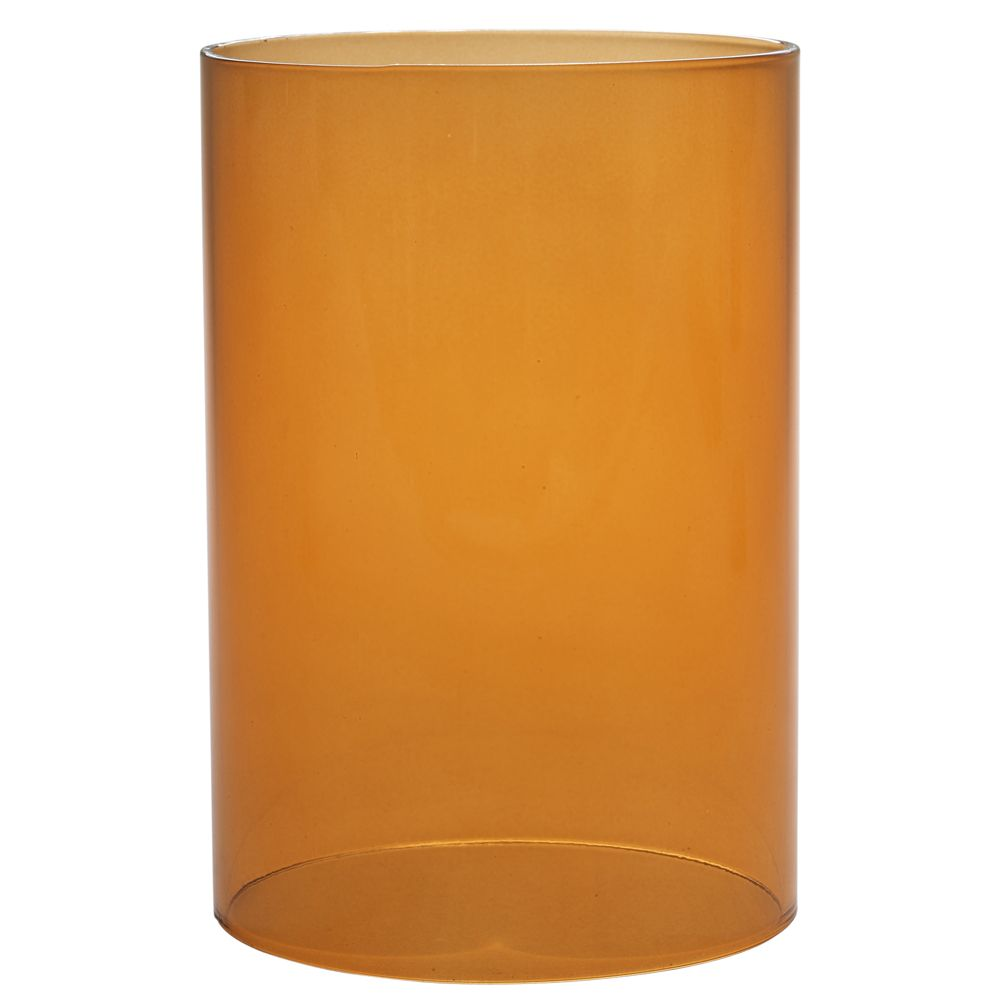 "Sterno Products® 85288 Orange 5-1/2"" Cylinder"