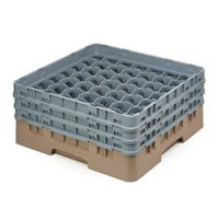42 and 49 Compartment Glass Racks