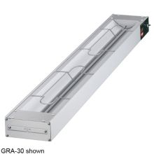 "Hatco® GRA-36 Hard-Wired Glo-Ray 36"" Infrared Strip Heater"
