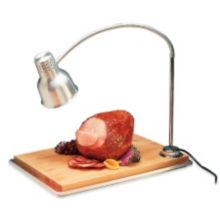 "Carlisle HL8185B00 FlexiGlow™ 24"" Single Arm Heat Lamp"