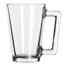 Libbey 5589 Restaurant Basics 9 Ounce All Purpose Glass Mug - 24 / CS