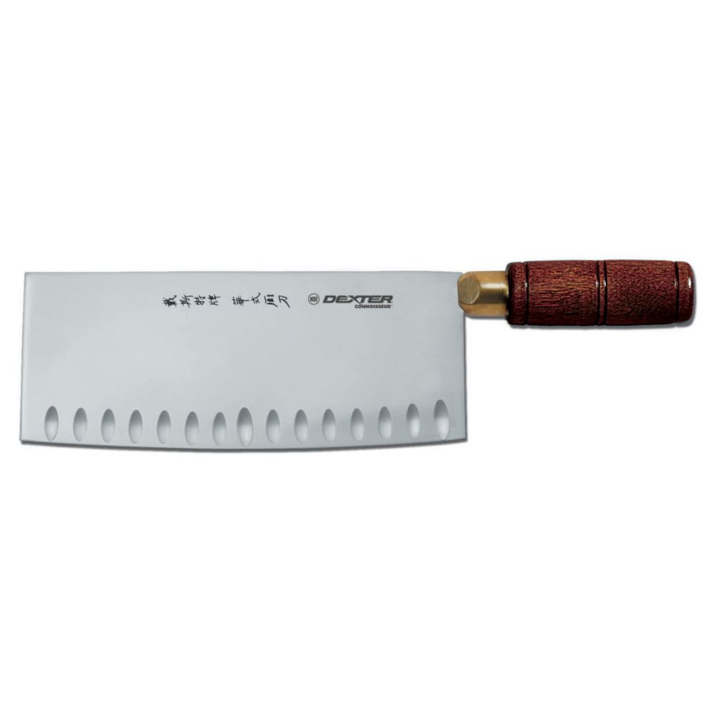Dexter Russell 82CE-8PCP Connoisseur 8-In Duo-Edge Chinese Chefs Knife