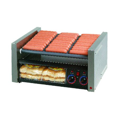 Star® 30CBBC Grill-Max® Roller Grill with Clear Drawer