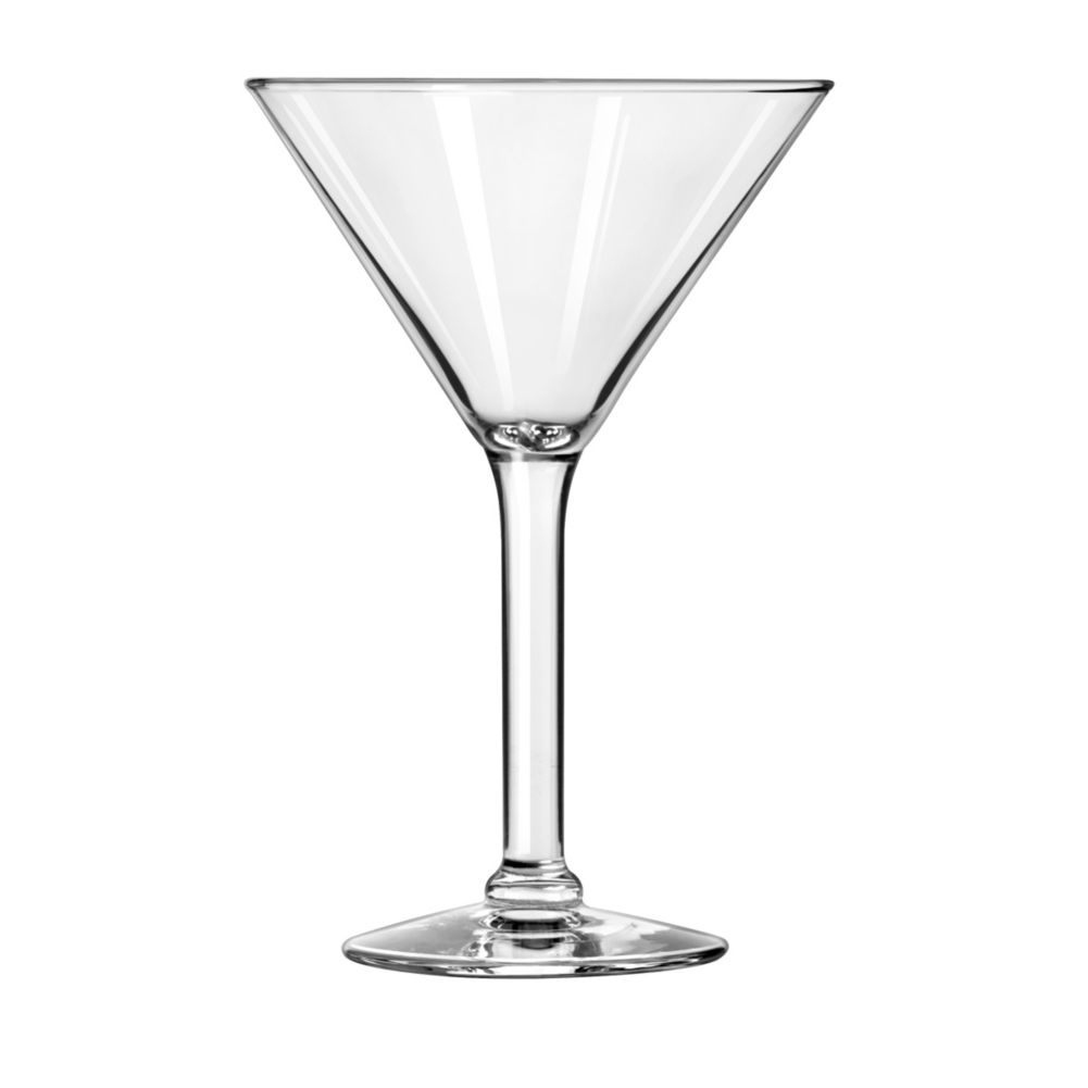 Libbey® 8485 Clear 8.5 Ounce Salud Grande Glass - 12 / CS