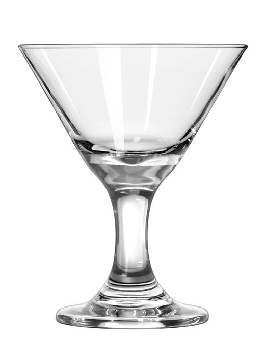 Libbey® 3701 Embassy® 3 Ounce Mini Martini Glass - 12 / CS