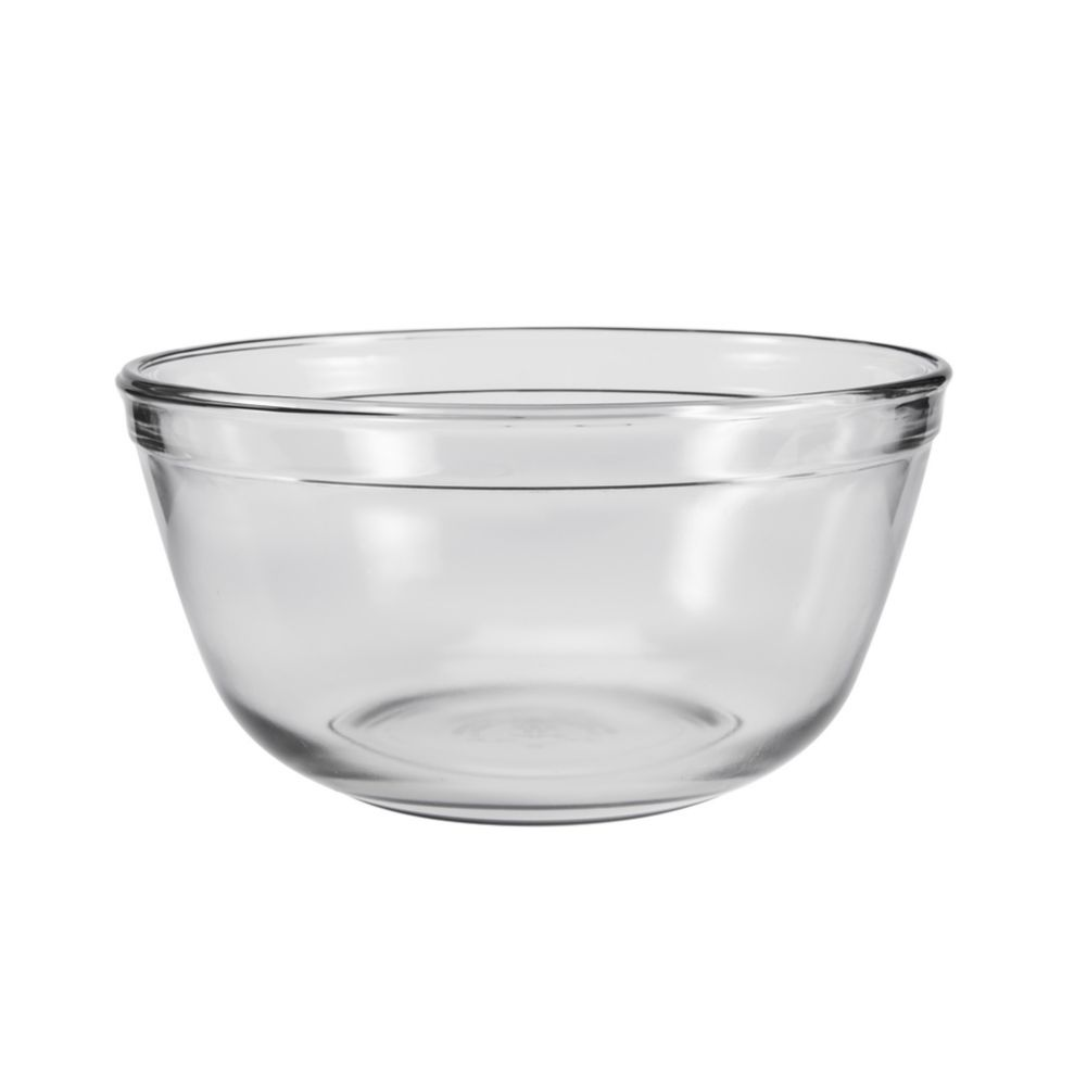 Anchor Hocking® 81575L11 Glass 2.5 Qt Mixing Bowl