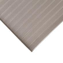 Notrax 4454-164 Comfort Rest 3' x 10' Silver Floor Mat