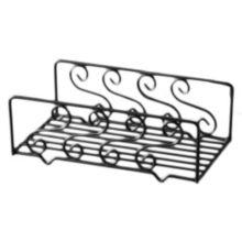 American Metalcraft NDSS95 Ironworks Scroll Design Wire Napkin Basket