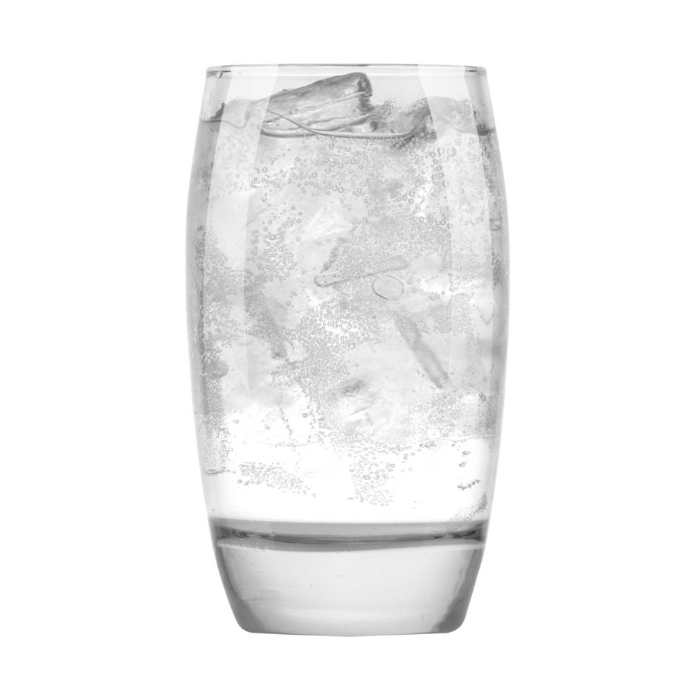 Anchor Hocking® 90047 Reality™ 16 Oz. Cooler Glass - 24 / CS