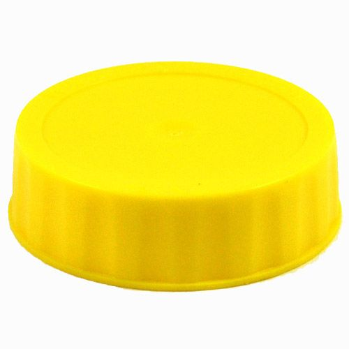 FIFO 4810-120 Yellow Label Cap for FIFO Squeeze Bottles - 6 / PK