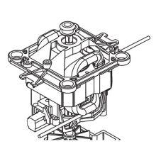 Vitamix® 15669 Motor Assembly