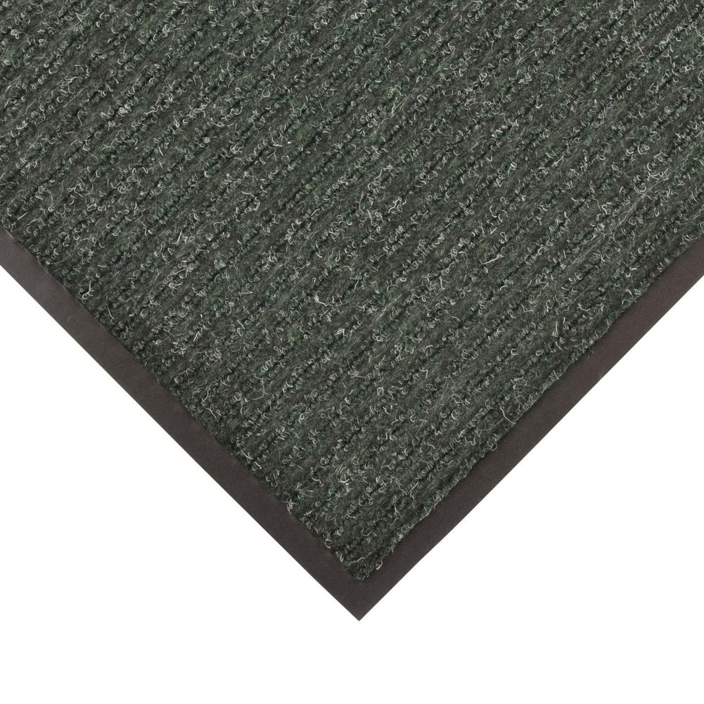 Notrax 434-350 Bristol Ridge® 3' x 10' Midnight Floor Mat