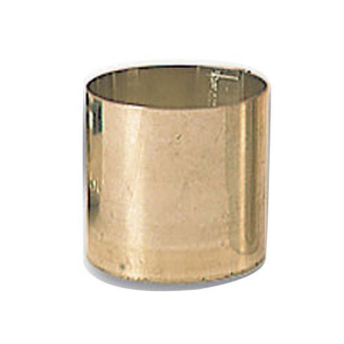 "Matfer Bourgeat 371225 Bottomless 2"" Tin Ring"