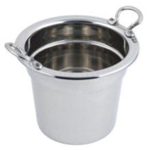 Bon Chef 5311HRSS Bolero 7.5 Qt. Soup Tureen w/ Stainless Handles