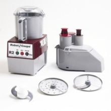 Robot Coupe® R2N Food Processor with Continuous Feed and Bowl