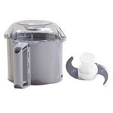 Robot Coupe® 27239 3 Qt Gray Bowl Cutter Kit f/ R2N Food Processor