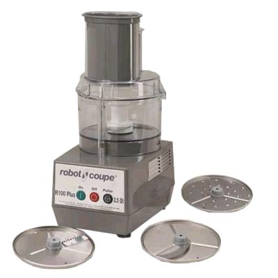 Robot Coupe® R101PLUS Combination 1-Speed Food Processor