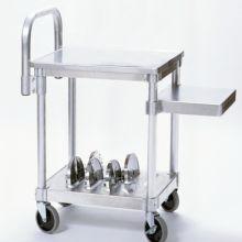Robot Coupe® R199 Aluminum Frame Robo-Cart for Prep Machine