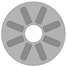 Modular Dispensing 1905841 Simpli-Flex SF1015 Cone Dispenser Gasket