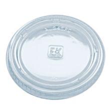 Fabri-Kal® 9505084 Clear Plastic Portion Cup Lid - 2500 / CS