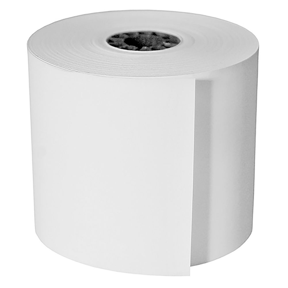 "DayMark 115347 3-1/8"" x 230' Thermal Register Roll / Paper - 50 / CS"