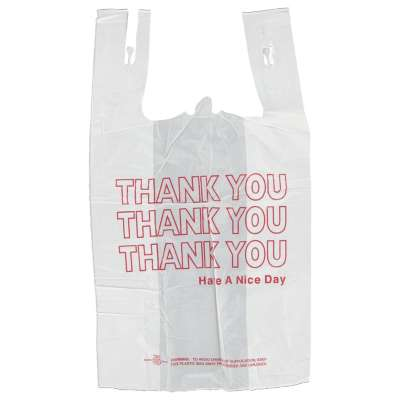 Prime Source THANK YOU T-Shirt Bag