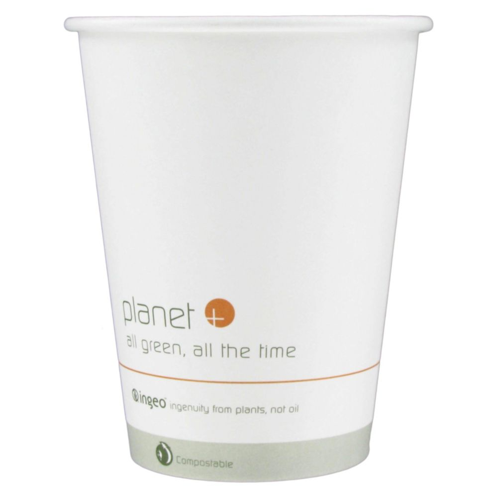 Stalk Market PLC-12 12 Oz. Compostable Paper Cup - 1000 / CS