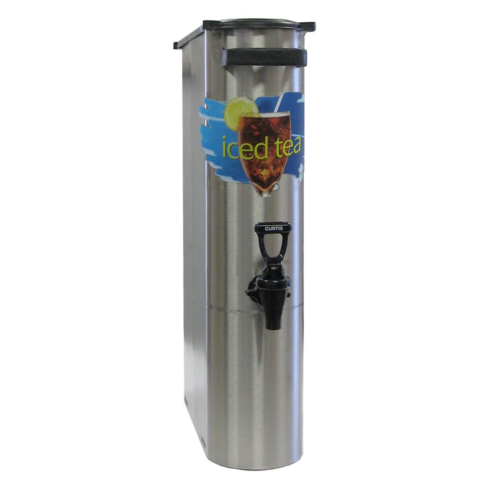 Wilbur Curtis TCN 3.5-Gallon Tea Dispenser