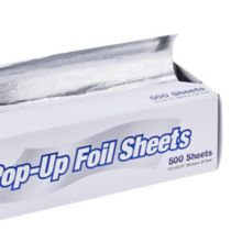 "Darling Food Service 12 x 10-3/4"" Interfolded Foil Sheets - 3000 / CS"