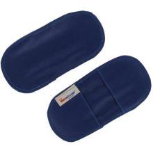Tucker Safety BM-S1051 Blue Medium QuicKlean Pan Grabber - Pair