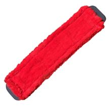 """Unger® MM40R SmartColor™ 16"""" Red Micro Mop"""