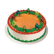 Bakery Crafts® Christmas Lightbulb Ring - 144 / BX