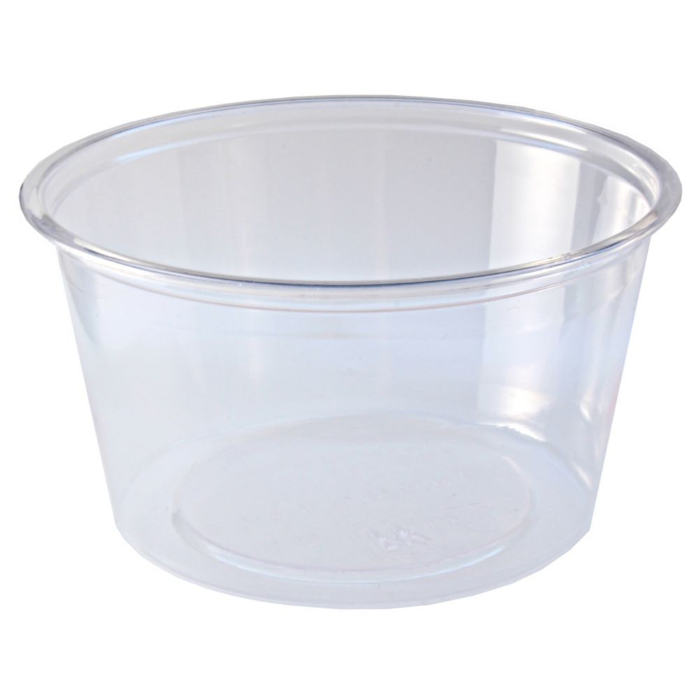 Fabri-Kal 9509306 Greenware® 4 Ounce Clear Portion Cup - 2000 / CS