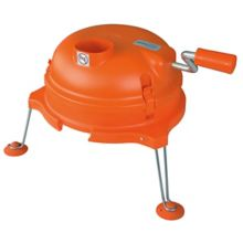 """Dynamic® CL006 3/8"""" Dynacube Table Top Manual Food Cutter"""