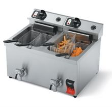 Vollrath® 40710 Cayenne® 30 Pound Medium-Duty Electric Fryer