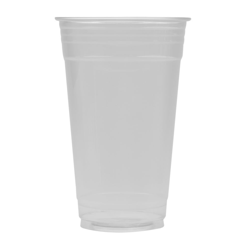 Darling Food Service Clear Plastic 24 Oz. Cup - 600 / CS