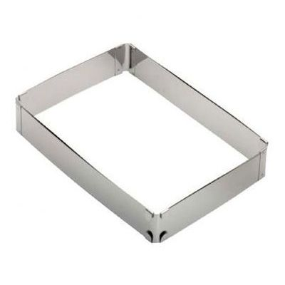 Paderno® 47528-05 Stainless Steel Adjustable Square Frame Extender