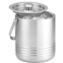 TableCraft RIB76 Stainless Steel Double Wall Ice Bucket