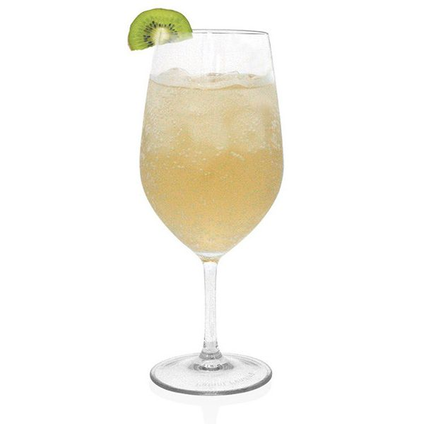 FOH AWI003CLT23 Drinkwise® 20 Ounce All Purpose Glass - 12 / CS