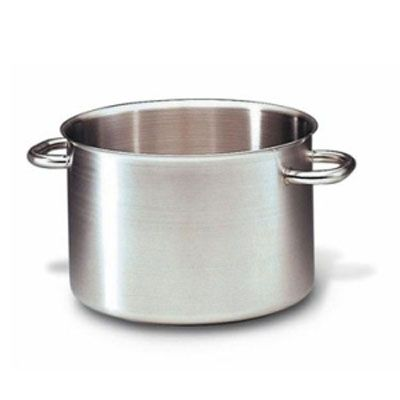 Matfer Bourgeat 690045 Excellence S/S 38 Qt. Non-Induction Sauce Pot