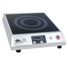 Update International IC-1800W Induction Cooker with Ceramic Top