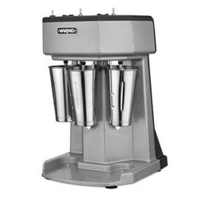 Waring® Commercial WDM360 Triple-Spindle 120V Drink Mixer