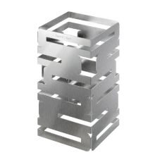 "Rosseto® D62077 6"" x 12"" Stainless Multi-Level Riser"