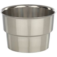 "Libertyware SMC3 Stainless Steel 3-1/2"" Malt Collar Top"